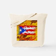 PR Flag Tote Bag