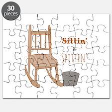 Sittin & Spittin Puzzle