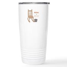 Sittin & Spittin Travel Mug