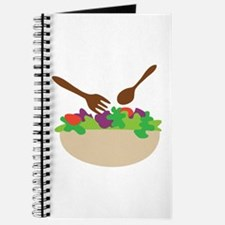 Salad Bowl Journal