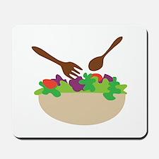 Salad Bowl Mousepad