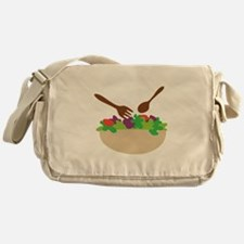 Salad Bowl Messenger Bag