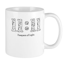 11:11 Keepers of Light Mugs