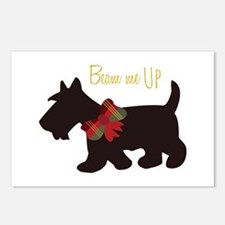 Beam Me Up Postcards (Package of 8)