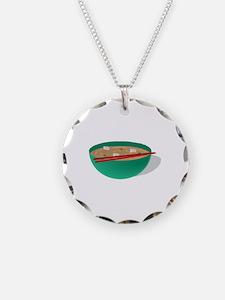 Bowl of Soup Necklace
