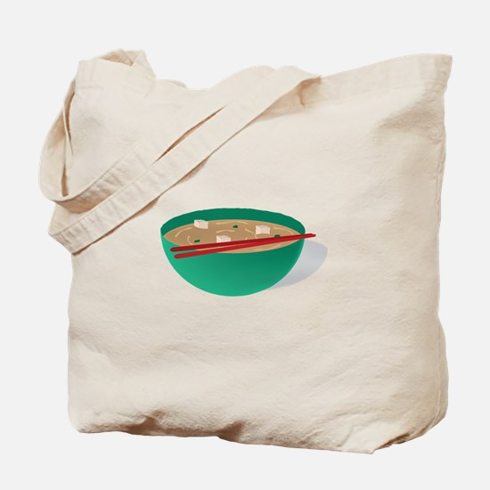 Bowl of Soup Tote Bag