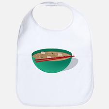 Bowl of Soup Bib