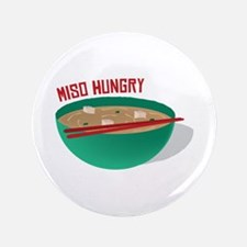 """Miso Hungry 3.5"""" Button"""