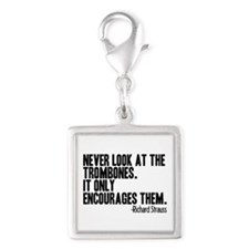 Trombone Quote Charms