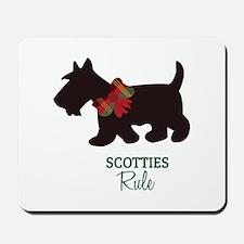 Scotties Rule Mousepad