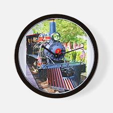 Cute Train theme Wall Clock