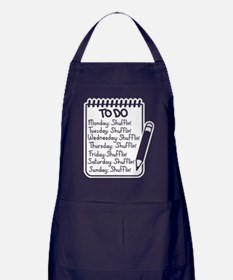 Shufflin Apron (dark)