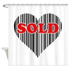 Sold Shower Curtain