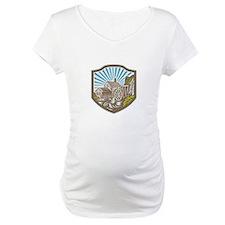 Watermill House Shield Retro Shirt