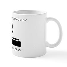 Neighbors - DJ Small Mug