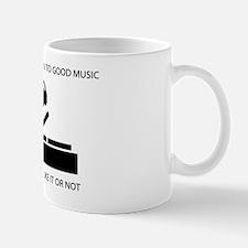 Neighbors - DJ Small Small Mug