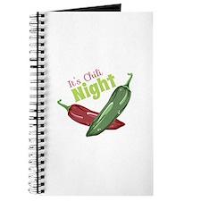 Chili Night Journal