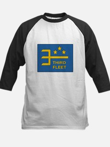 Navy 3rd Fleet Baseball Jersey