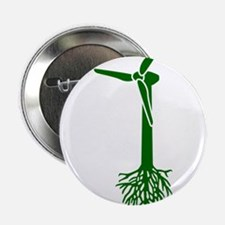 """Thing Green 2.25"""" Button (10 pack)"""