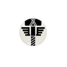 Thor Hammer Mini Button (100 pack)
