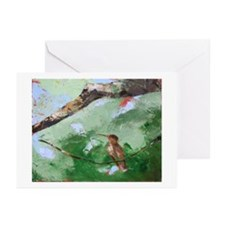 Day Twenty-Four Hummingbird Greeting Cards (Packag