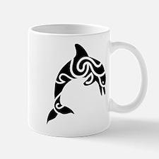 Tribal Dolphin Mugs