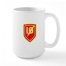 DESRON 10 US Navy Destroyer Squadron Military Mugs