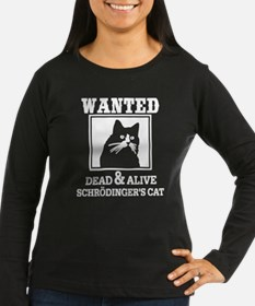 Wanted Dead and Alive Long Sleeve T-Shirt