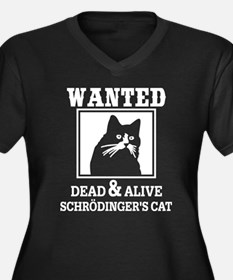 Wanted Dead and Alive Plus Size T-Shirt