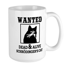 Wanted Dead and Alive Mugs