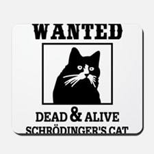 Wanted Dead and Alive Mousepad