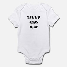 Lilly the Kid #2 Infant Bodysuit