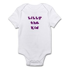 Lilly the Kid #3 Onesie