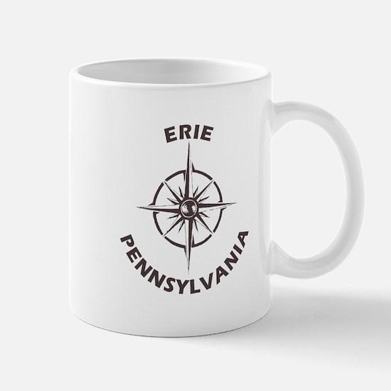 Pennsylvania - Erie Mugs