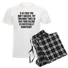 Statistically Significant Failure Pajamas