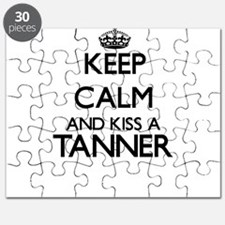 Keep calm and kiss a Tanner Puzzle