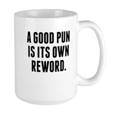 A Good Pun Mugs