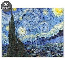 Van Goghs Starry Night Puzzle