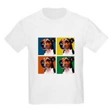 Funny Blue dogs T-Shirt