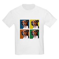 Unique Blue dogs T-Shirt