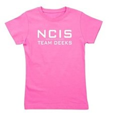 NCIS Team Deeks Girl's Tee