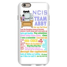 NCIS Abby iPhone 6 Slim Case
