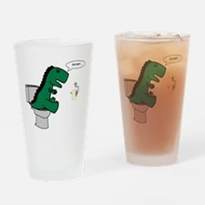 Oh Shit ... Drinking Glass