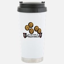 Unique Settlers Travel Mug
