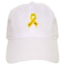Support Our Troops Ribbon Baseball Cap