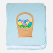 Egg Basket baby blanket