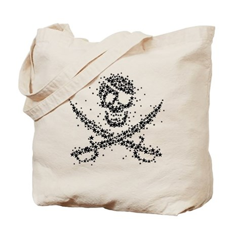 Starry Roger Tote Bag