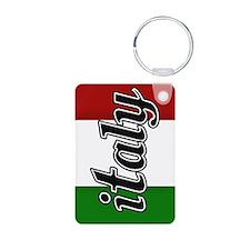 Italy Logo Keychains