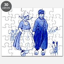 Dutch Kids Puzzle