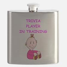 i love trivia Flask